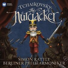 SIMON/BP RATTLE - DER NUSSKNACKER-HIGHLIGHTS CD NEU TSCHAIKOWSKY,PETER ILJITSCH