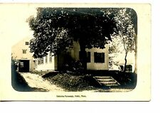 Unitarian Parsonage-House-Ashby-Massachusetts-RPPC-Real Photo Vintage Postcard