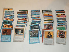 MTG Lot 49 German 4th Edition White Border Cards Magic the Gathering
