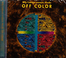 Billy Cobham Nordic off Color CD neuf emballage d'origine