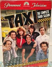 Taxi: The Complete Third Season (DVD, 2005, 4-Disc Set) BRAND NEW SEALED