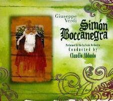 Verdi: Simon Boccanegra, Claudio Abbado, Orchestra del Te, Good