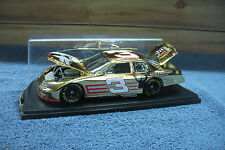 dale earnhardt action foundation 1/24 scale 24k gold limited 3333  # 2837