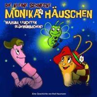 DIE KLEINE SCHNECKE MONIKA HÄUSCHEN - 03: WARUM LEUCHTEN GLÜHWÜRMCHEN?  CD NEU