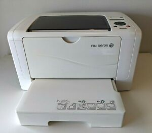 FUJI XEROX DocuPrint P255 dw Laser Wireless Mono Printer - Tested Working *Read*