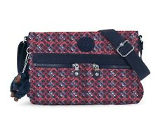 New - Kipling Angie Printed Crossbody Handbag - Groovylines