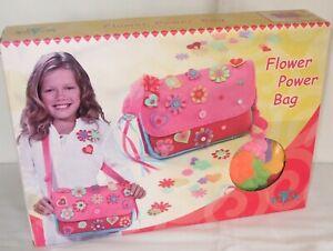 Make Your Own Flower Power Bag