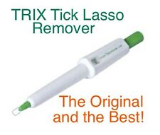 TRIX Tick Lasso Remover ~ For Animals and Humans ~ Fast, Effective & Safe