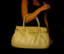 Authentic KATE SPADE NEW YORK Cobble Hill Leslie LARGE PALOMINO TAN BUTTERY SOFT