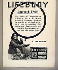 Lifebuoy Soap PRINT AD - 1903