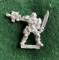 Space Marine Scouts Scout Metal Games Workshop Warhammer 40k GW OOP WH40K
