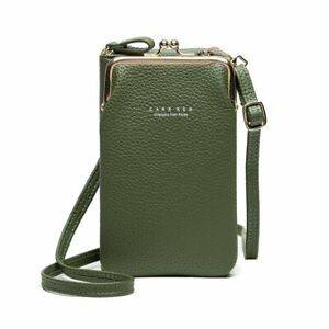 Small Crossbody Bags Women Mini PU Leather Shoulder Bolsas Ladies Phone Purse