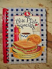 BLUE PLATE SPECIALS Gooseberry Patch Cookbook Recipes Inspired By Diners HC VG