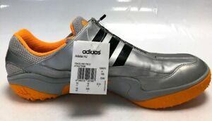 Adidas Men's Adistar High Jump Metallic Track & Field Shoes Trainers UK15 #987
