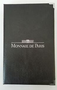 COFFRET MONNAIE DE PARIS FDC  1989