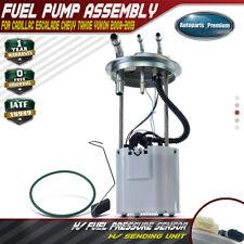Electric Fuel Pump Assembly For 2009 2010-2012 Cadillac Escalade V8 6.0L E3765M
