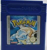 POKEMON blaue Edition * Nintendo Gameboy * Modul mit Case* Expressversand in D *