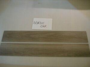 "AMTICO SPACIA NORDIC OAK , LUXURY VINYL TILES  LVT , 48"" X 7.25"" FULL BOXES ONLY"