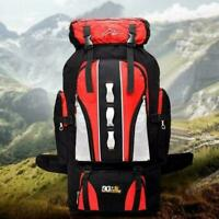 Large Capacity Outdoor Hiking Camping Climbing Fishing Bags Bag waterproof C9J5