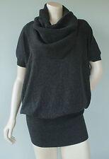 NWT Banana Republic Luxury Cashmere Blend Women's Size S Gray Sweater Dress