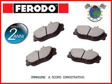 FDB351B Pastiglie freno Ferodo Ant AUTOBIANCHI Y10 Benzina 1985>1995