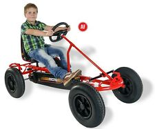 Bambini Adulti robusto DINO Red Pedal go kart SPRINT AF MADE IN GERMANY NON CINESE