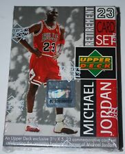 eb006a40040b3f Serial Numbered Michael Jordan Set Basketball Trading Cards for sale ...