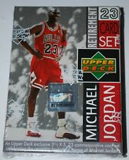 c25d1fc36aebe2 Serial Numbered Michael Jordan Set Basketball Trading Cards for sale ...