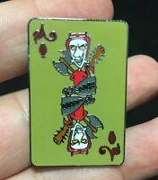 Disney Nightmare Before Christmas Mystery Series Playing Card - Lock Pin    9079