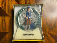 America's Heritage Minuteman Candle Collection
