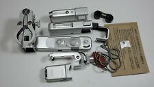 MINOX B WITH LOT OF ACCESSORIES