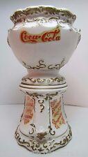 Vintage Coca-Cola Syrup Urn small ceramic decorative Coke soda advertising