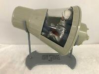 1966 GI Joe Custom Space Capsule Display Stand - Horizontal
