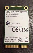 SIERRA WIRELESS Lenovo Thinkpad GOBI3000 3G WWAN GPS CARD FRU 60Y3257 MC8355