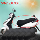 Motorbike Scooter Anti-slip Breathable Mesh Seat Saddle Cover Cushion Black S/ML
