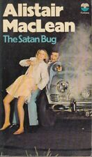 The Satan Bug - Alistair MacLean - Fontana - Acceptable - Paperback