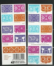 2016 #5090b with 5081-5090 Colorful Celebrations Complete Booklet of 20