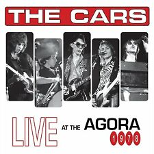 The Cars LIVE AT THE AGORA 1978 Limited Edition RSD 2017 New Etched Vinyl 2 LP