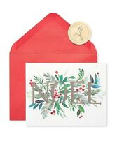 Papyrus NOEL Christmas Holiday Boxed Cards (20 Count) NIB New in Box
