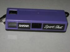Sakar Sport Shot Camera Purple Nice Condition
