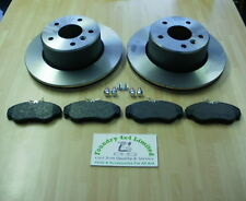 Land Rover Discovery 2 Front Brake Disc & Pad  Kit  FK0161