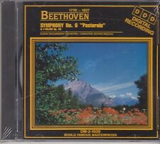"Beethoven - Symphony No. 6 ""Pastorale"" - Rare New CD - 1212"