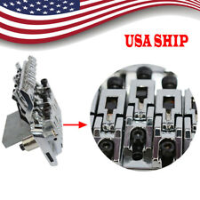 Silver Floyd Rose Lic Tremolo Bridge Double Locking System Parts 1-5/8' Good