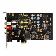 aim SC808 PCI Express connected audio card Formosa21 equipped with CMI8888 chip