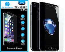 Premium Real Tempered Glass Protective Film Screen Protector For Apple iPhone 7