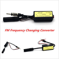 Car Frequency Changer Converter Antenna Radio FM Band Expander For Japanese Car