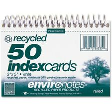 Roaring Spring Printable Index Card - ROA28335
