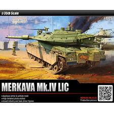 Academy 1/35 MERKAVA Mk.IV LIC T13227 TANK Plastic Model Kit Armor #13227