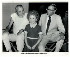 Vintage 1981 Annie The Movie 8 x 10  Promo Picture Little Orphan Annie #1