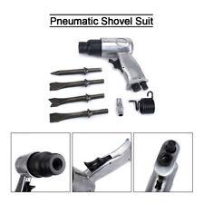 UNIVERSAL Air Descaler Needle Gun Kit Fits Pneumatic Hammer Chisel Removes Paint